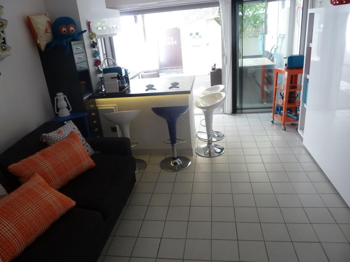 Appartement en rez-de-jardin - La Grande-Motte
