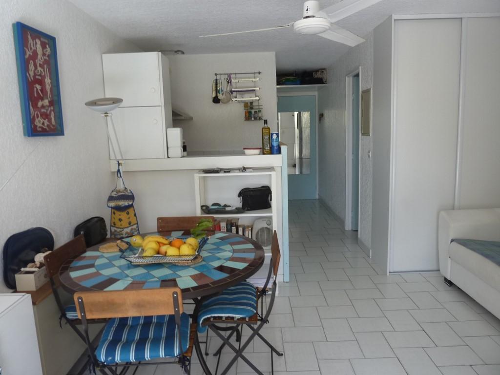 Ulysse plage 1 Studio Cabine LA GRANDE MOTTE
